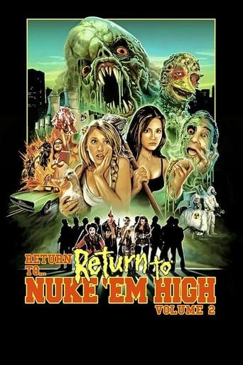 Watch Return to... Return to Nuke 'Em High AKA Vol. 2 2017 full online free