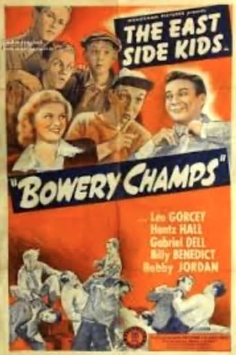 Watch Bowery Champs 1944 full online free