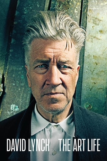 Poster of David Lynch: The Art Life