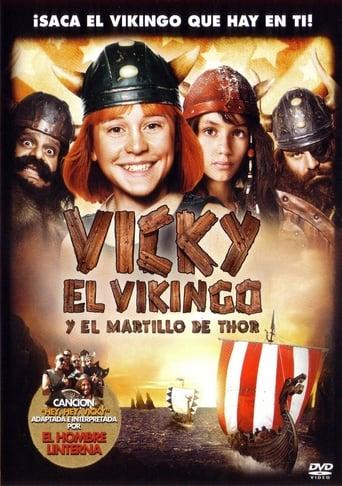 Poster of Vicky el vikingo y el martillo de Thor