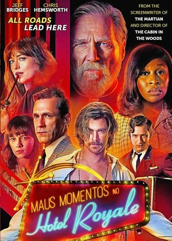 Poster of Maus Momentos no Hotel Royale