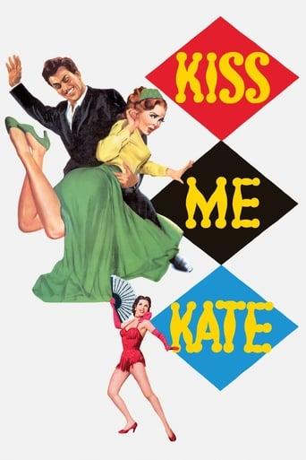Kiss Me Kate (1953) - poster