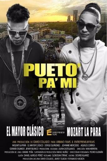 Poster of Pueto Pa' Mi