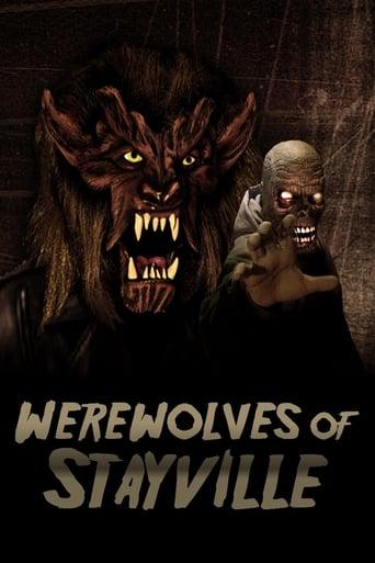 Werewolves of Stayville poster