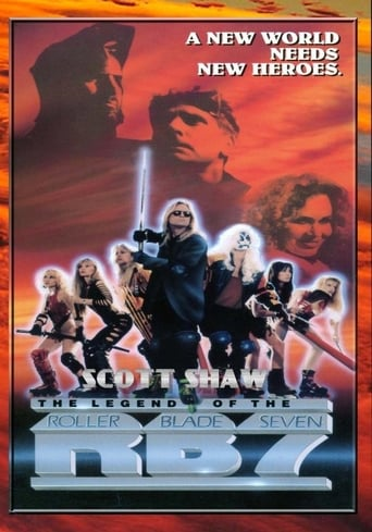 Poster of Legend of The Roller Blade Seven