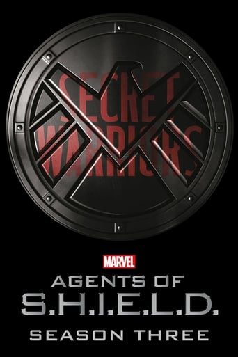 Agentūra S.K.Y.D.A.S. / Marvel's Agents of S.H.I.E.L.D. (2015) 3 Sezonas
