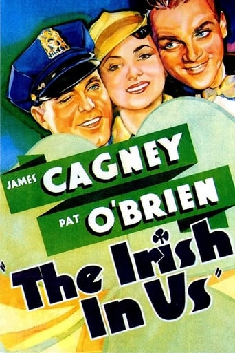 Poster of The Irish in Us