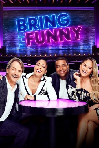 Poster of Bring the Funny