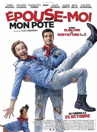 Poster of Epouse-moi mon pote fragman
