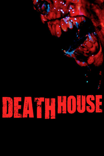 Poster of Death House