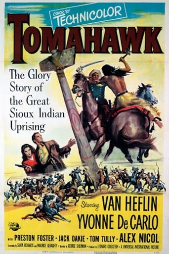 Poster of Tomahawk