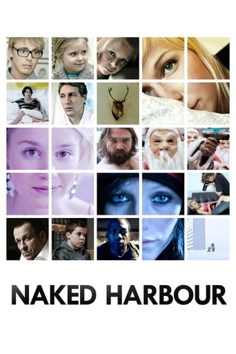Poster of Naked Harbour