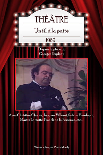 Poster of Un fil à la patte