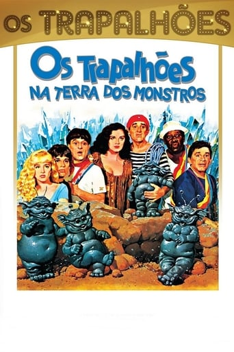 Watch Os Trapalhões na Terra dos Monstros Free Movie Online