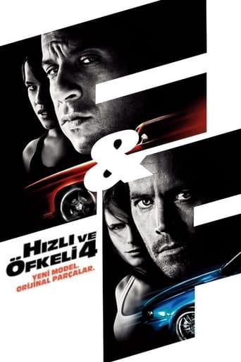 Poster of Hızlı ve Öfkeli 4