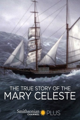 Poster of The True Story of the Mary Celeste