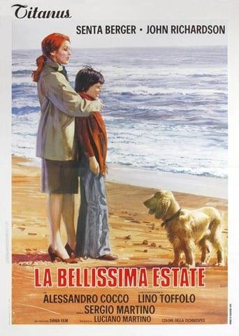 Poster of La bellissima estate