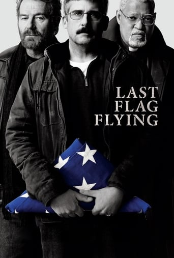 Poster of Last Flag Flying