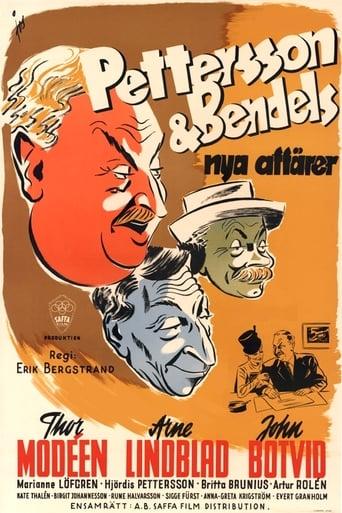 Poster of Pettersson & Bendels nya affärer