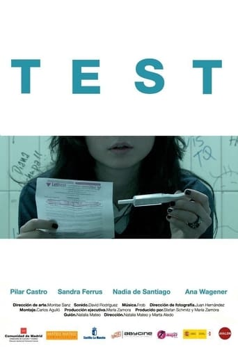Poster of Test
