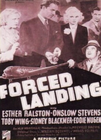 Poster of Forced Landing