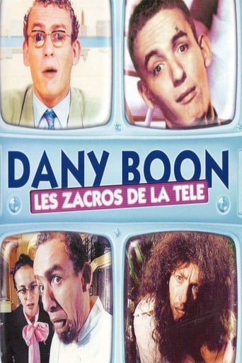 Poster of Dany Boon - Les zacros de la télé