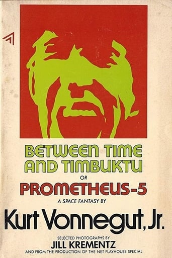 Poster of Between Time and Timbuktu