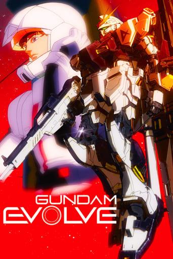 Poster of Gundam Evolve