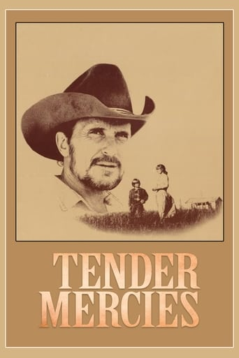 Poster of Tender Mercies