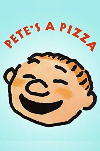 Poster of Pete's a Pizza