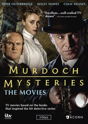 Capitulos de: The Murdoch Mysteries