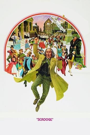 Poster of Muchas gracias, Mr. Scrooge