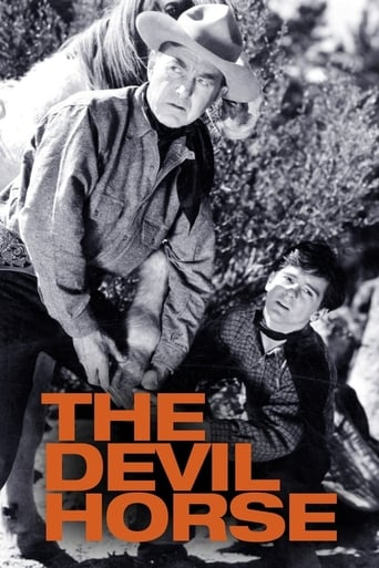 Poster of The Devil Horse
