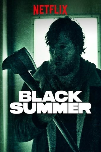 Black Summer 1ª Temporada - Poster