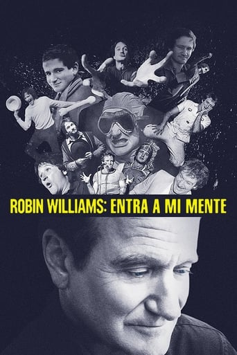 Poster of En la mente de Robin Williams