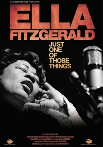 Ella Fitzgerald: Just One of Those Things Movie Poster