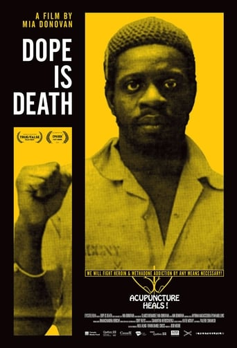 Poster Dope is Death