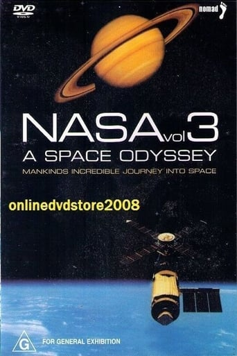 NASA: A Space Odyssey Vol. 3