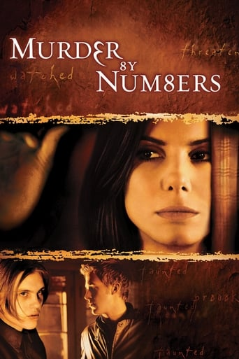 Poster of Murder by Numbers