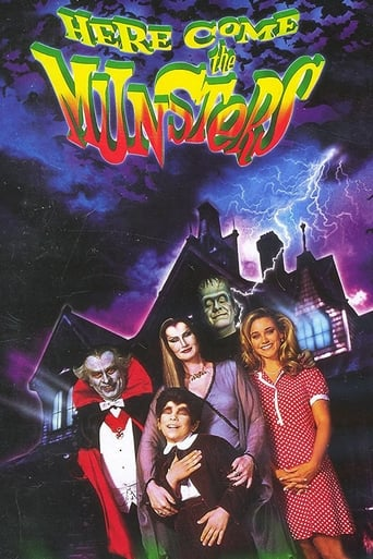 Poster of Here Come the Munsters
