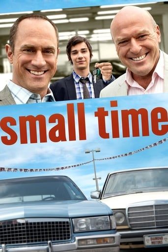 Poster of Small Time