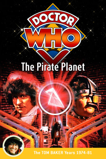 Poster of Doctor Who: The Pirate Planet