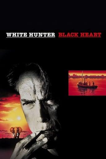 Poster of White Hunter, Black Heart