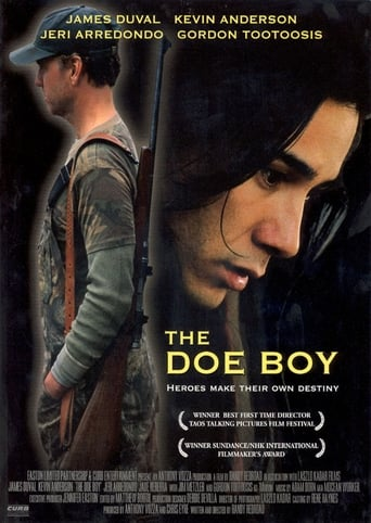 Poster of The Doe Boy