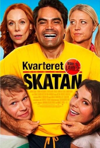Poster of Kvarteret Skatan reser till Laholm