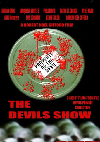 The Devil's Show Movie Poster