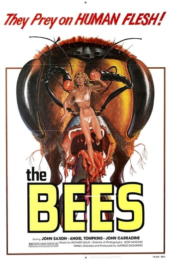 Poster of Abejas Asesinas