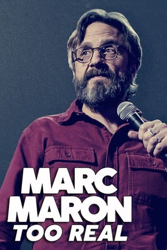 Poster of Marc Maron: Too Real