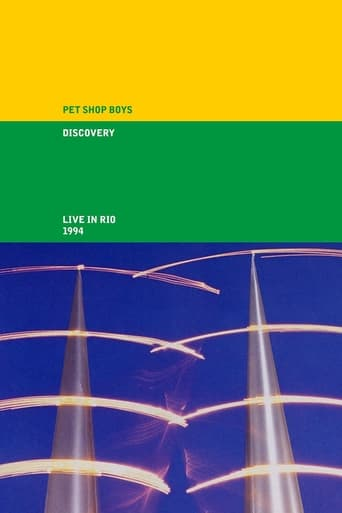 Pet Shop Boys: Discovery (Live in Rio)