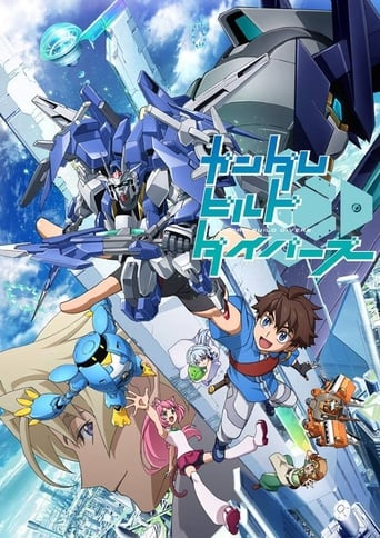 Capitulos de: Gundam Build Divers